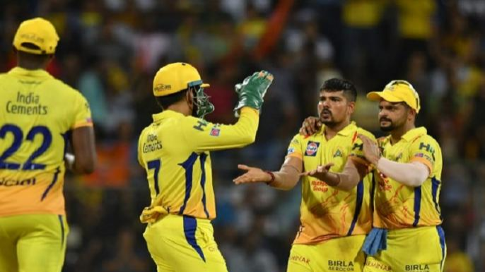 IPL 2018: MS Dhoni wants you to give 100 percent on the ground, says Karn Sharma