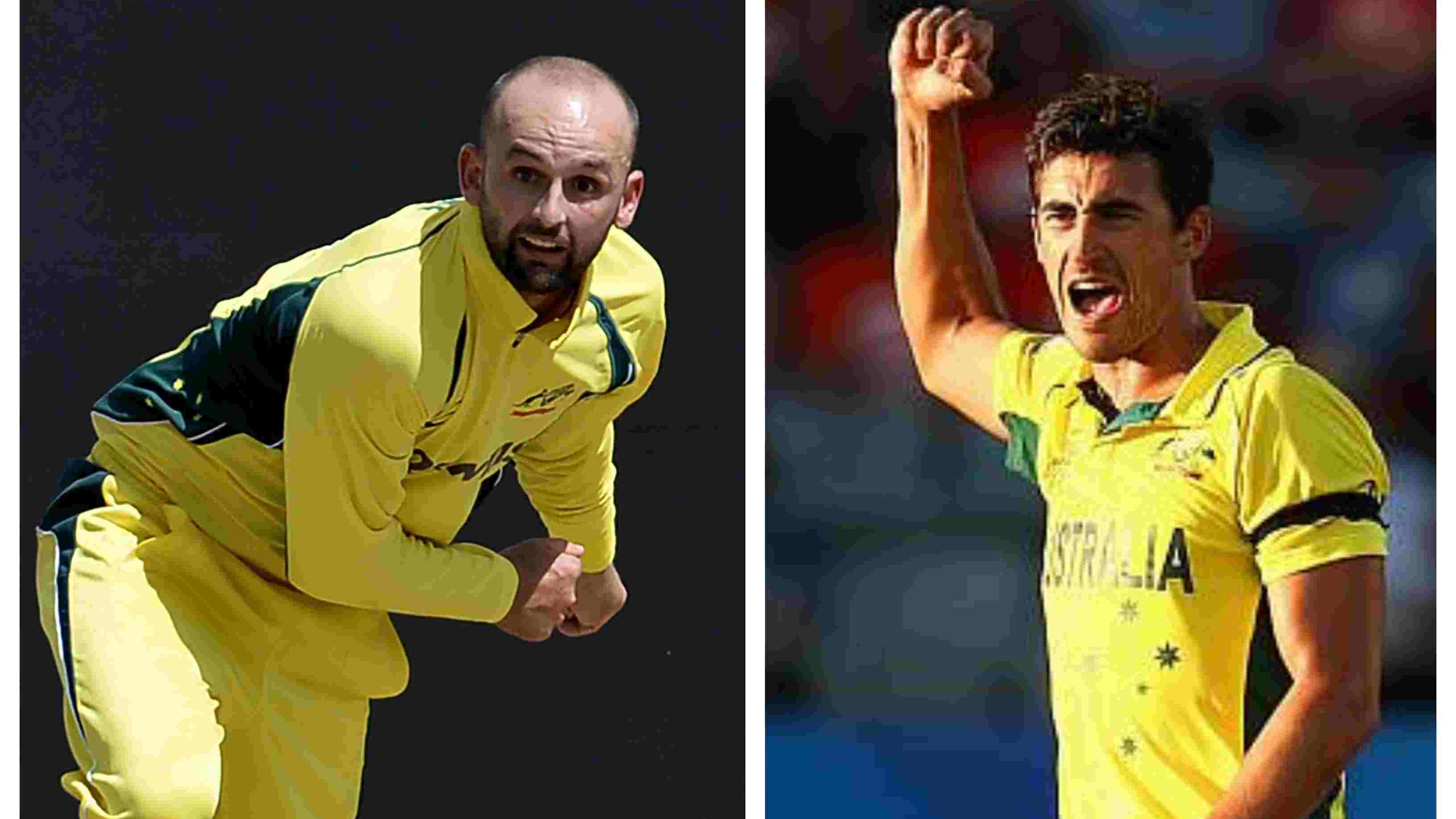 Starc and Lyon rested from Australia's T20I squad versus South Africa and India