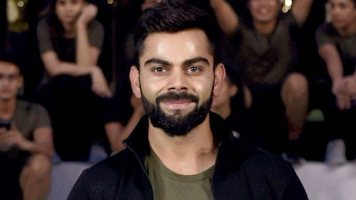 Virat Kohli ranked 83 in Forbes' 2018 list of the World's 100 highest-paid athletes