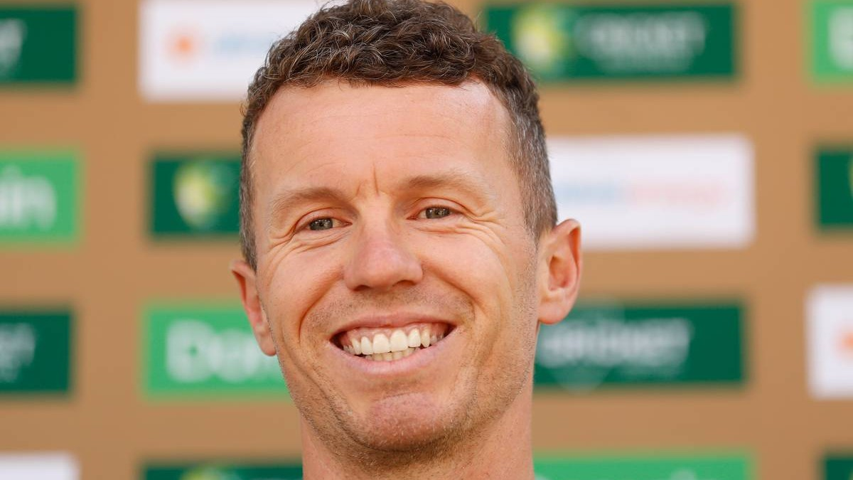 Peter Siddle signs two-year contract with Tasmanian Tigers for 2020-21 season