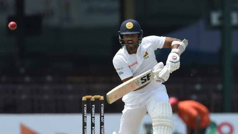 Dinesh Chandimal to escape further sanctions by Sri Lanka Cricket