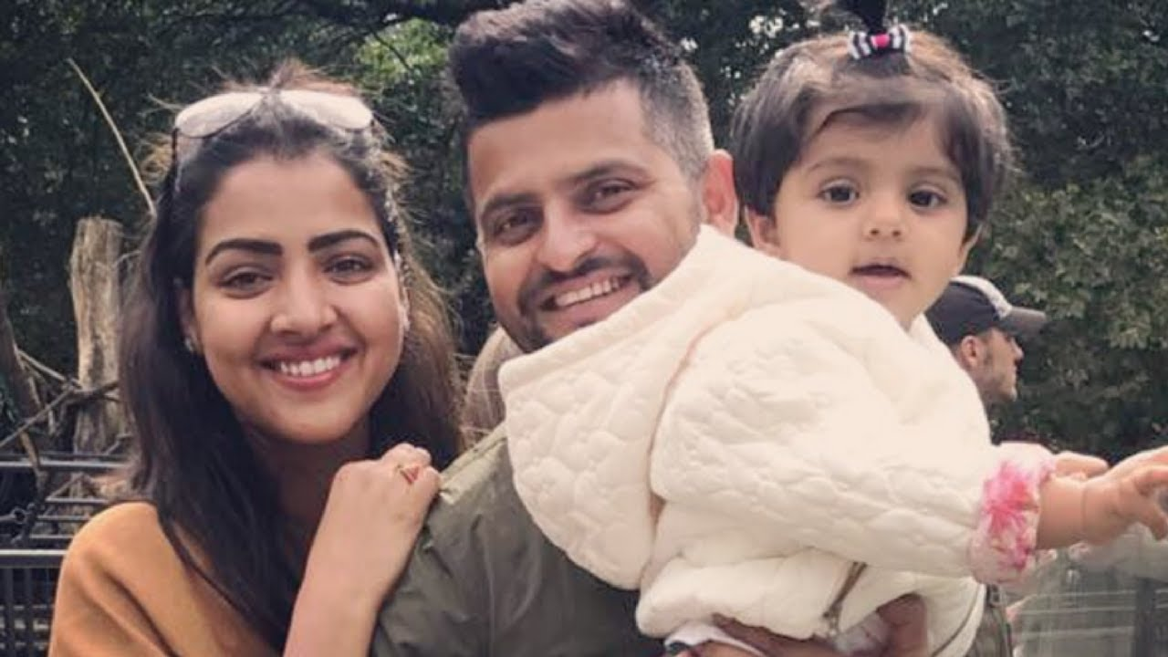 Suresh Raina explains why having families on cricketing trips is a boon to players