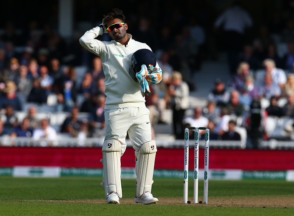 Rishabh Pant | GETTY  (File Picture)