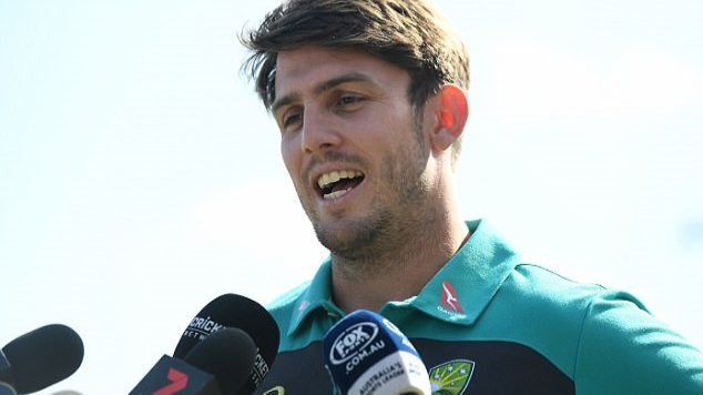 Mitchell Marsh wants to prove himself before taking up Australian vice-captaincy role