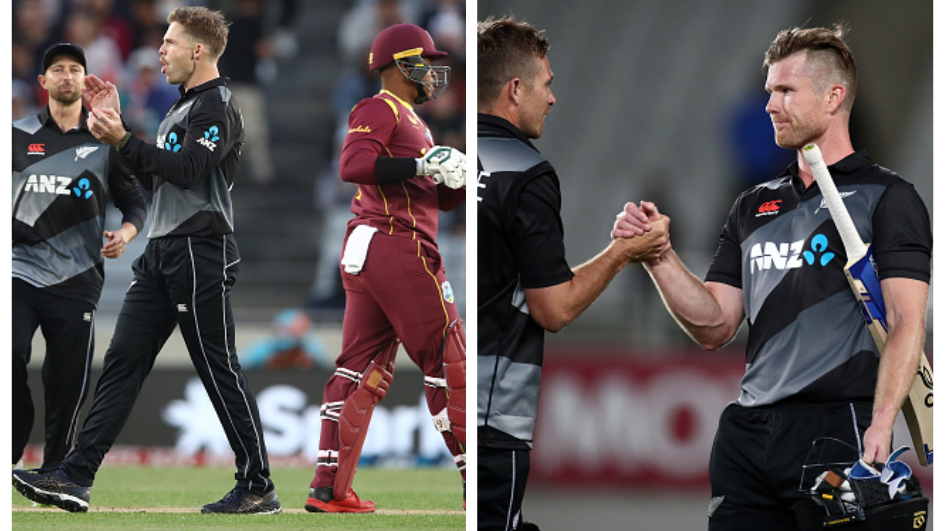 NZ v WI 2020: Lockie Ferguson, Mitchell Santner star in New Zealand's 5-wicket win over West Indies in 1st T20I