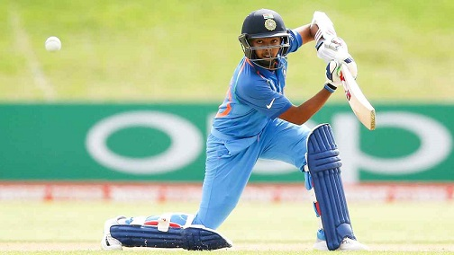 Prithvi Shaw named in Mumbai's squad for Vijay Hazare Trophy 2018
