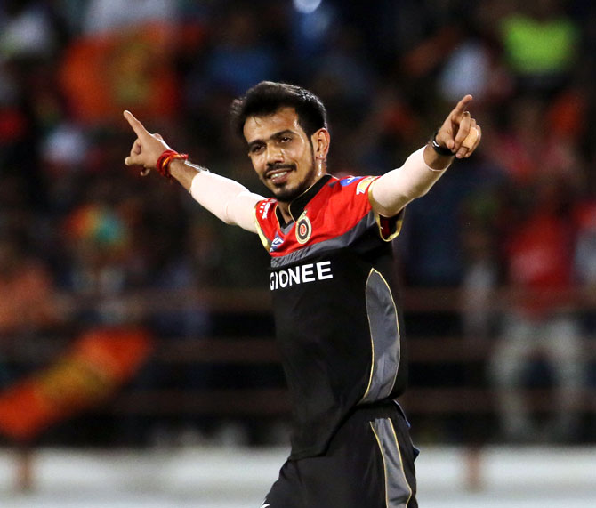 IPL Auction 2018: Yuzvendra Chahal trusts RCB to use Right To Match card for him