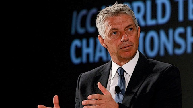 ICC CEO David Richardson | Getty