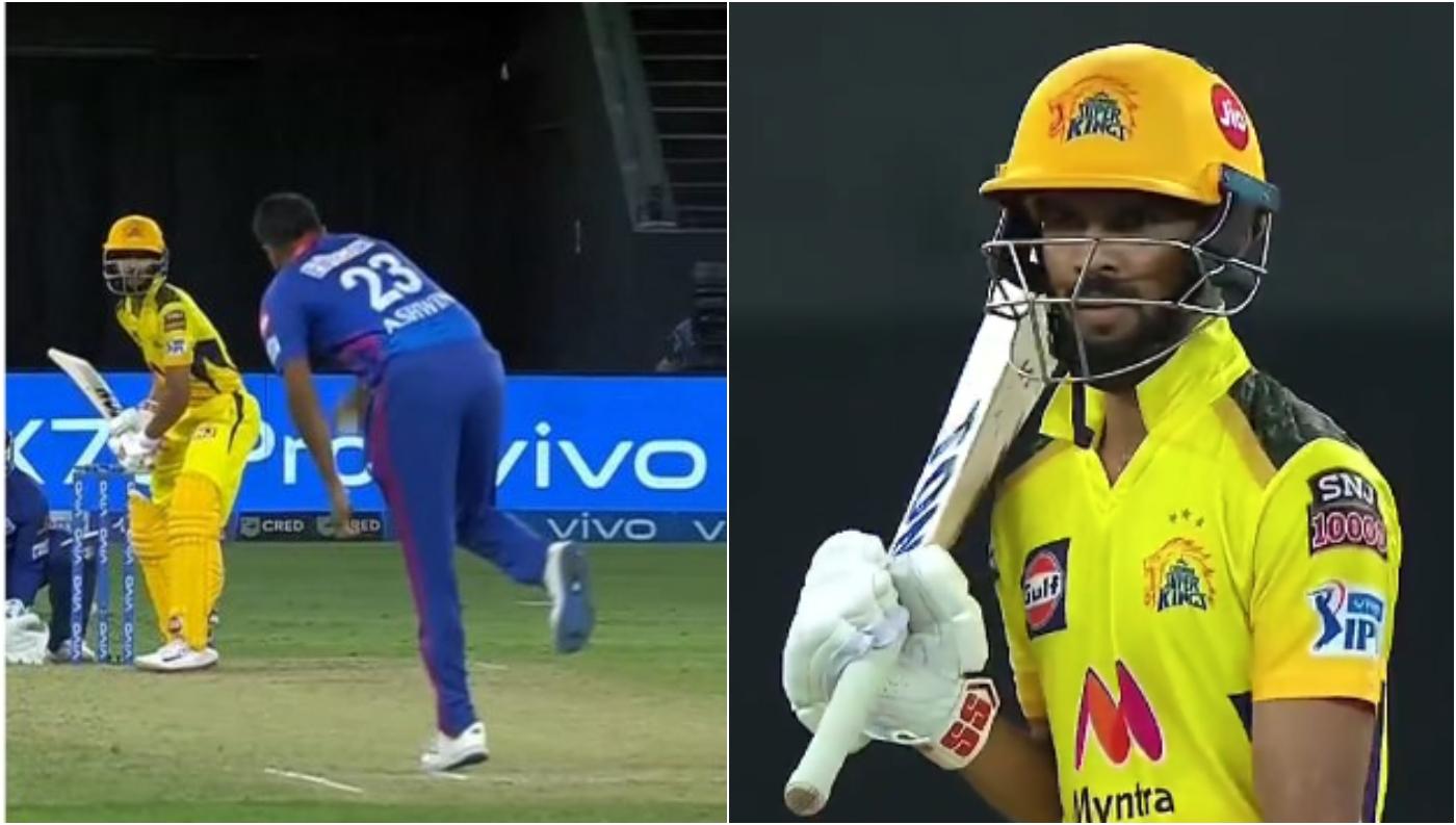 Ruturaj Gaikwad and R Ashwin   IPL/BCCI