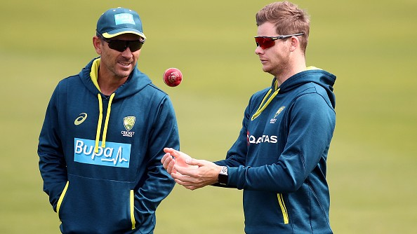 Justin Langer reacts to talks of Steve Smith's comeback as Australia skipper