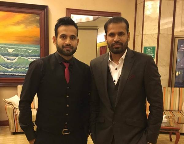 Irfan and Yusuf Pathan | Twitter