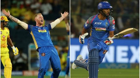 IPL 2018: Rajasthan Royals' Rahul Tripathi speaks about Ben Stokes, Ajinkya Rahane