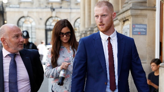 Ben Stokes admits in court to have drunk considerably before the pub brawl
