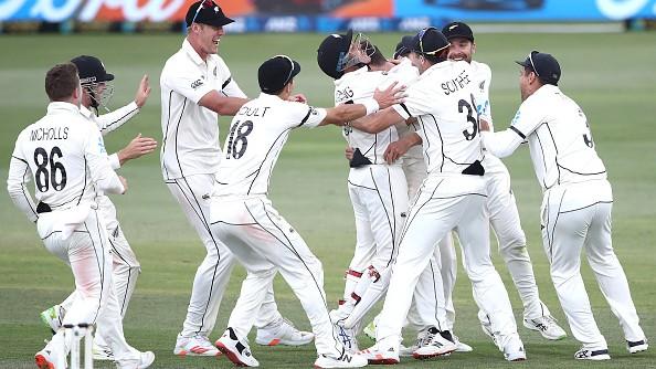 NZ v PAK 2020-21: New Zealand register thrilling win in First Test despite Fawad Alam's heroics