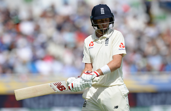 Joe Root | GETTY