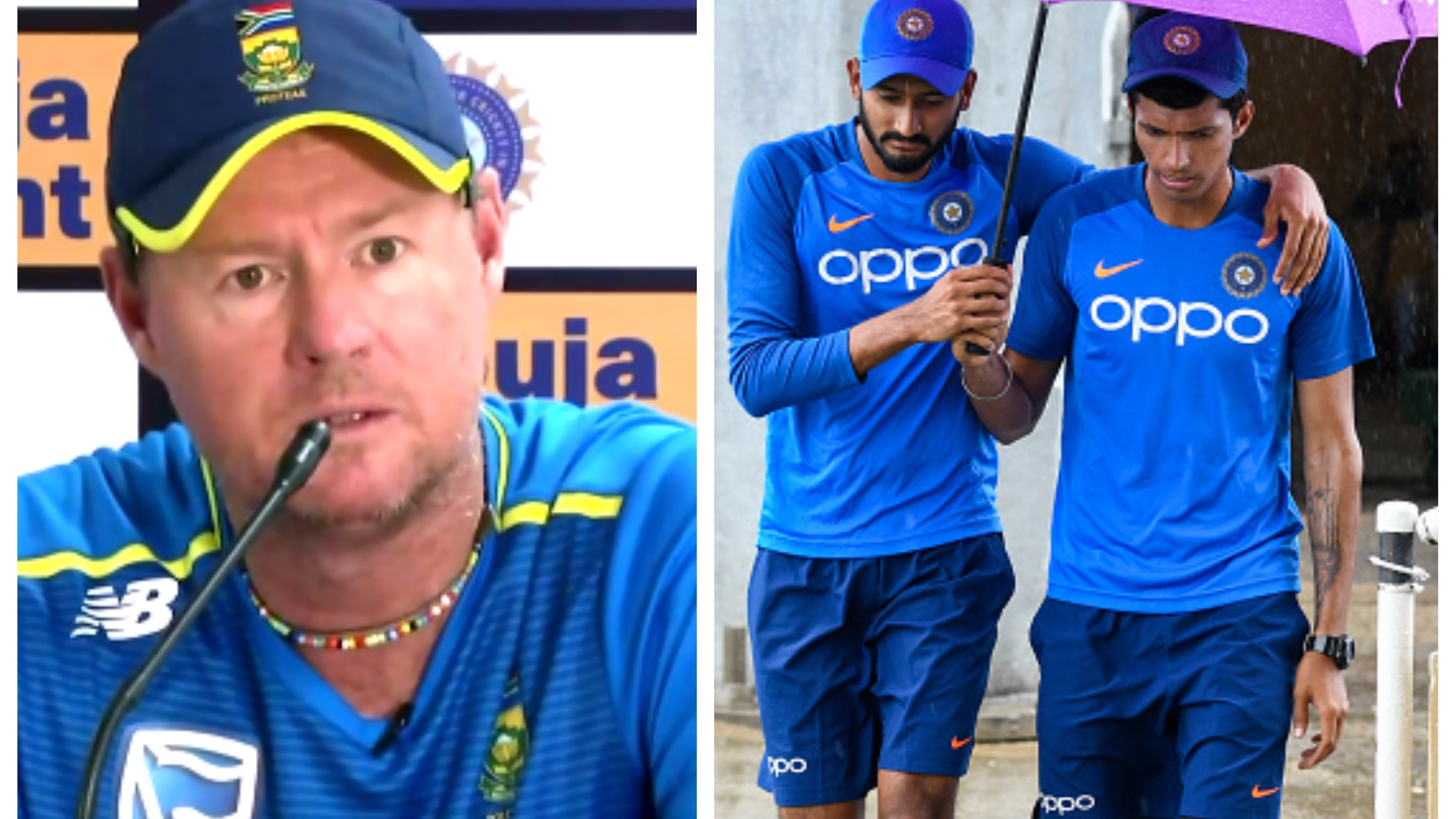 IND v SA 2019: South Africa will look to take advantage of India's inexperienced pacers, says Klusener