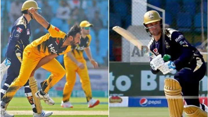PSL 2020: Jason Roy accuses Wahab Riaz for altering the ball's condition