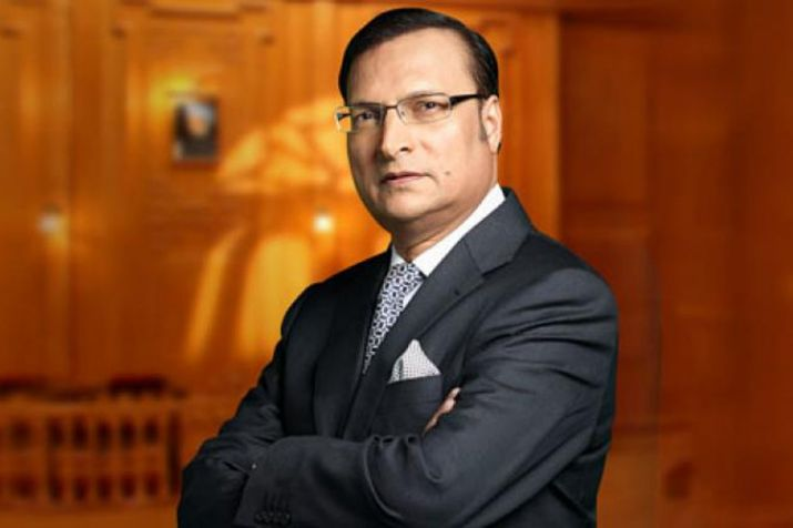 Rajat Sharma won the DDCA president's election defeating Madan Lal