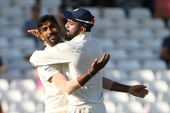 Jasprit Bumrah ripped through the top order in England second innings | Getty