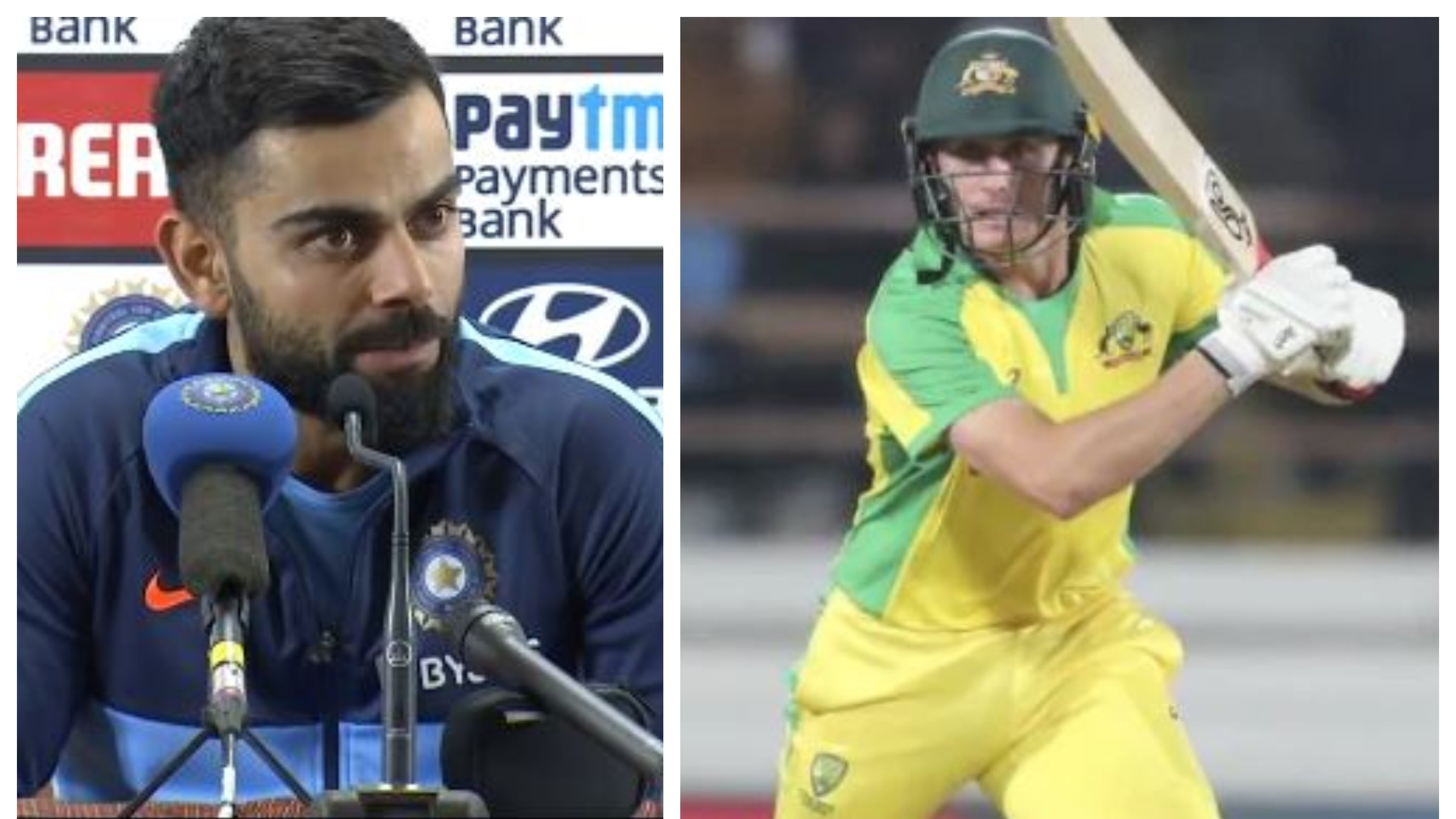 IND v AUS 2020: WATCH - Kohli foresees one of the world's best batsmen in Labuschagne