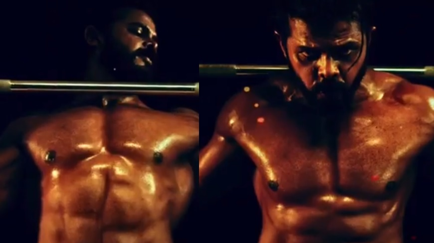 WATCH: S Sreesanth flaunts his stocky physique in latest video