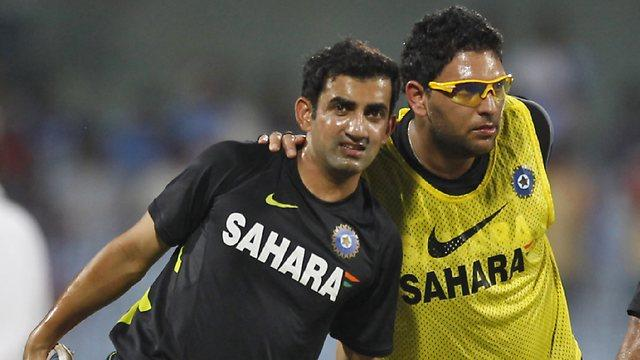 Yuvraj and Gambhir are expected to have fierce bidding war | AAP