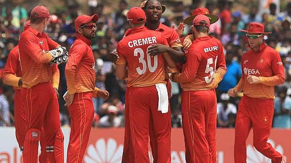 जिम्बाब्वे के खिलाड़ियों ने वेतन का भुगतान न करने पर बोर्ड को आगामी त्रिकोणीय श्रृंखला का बहिष्कार करने की दी धमकी