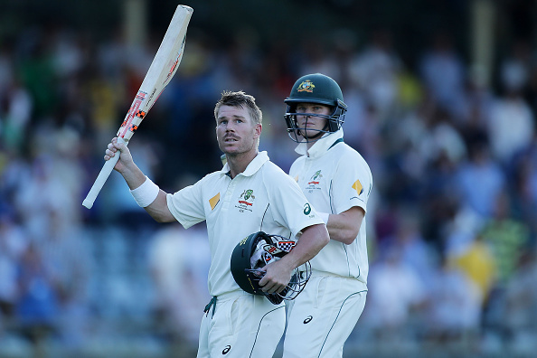 Steve Smith and David Warner | Getty Images