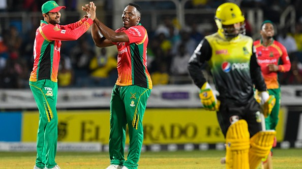 CPL 2019: Guyana Amazon Warriors outclass Jamaica Tallawahs to register a thumping victory