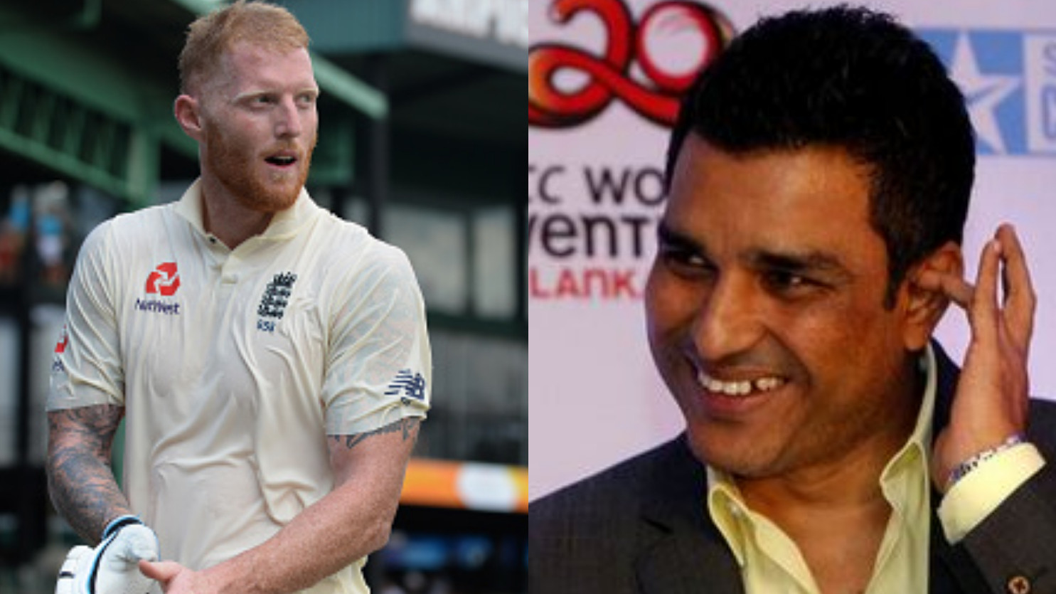 Ben Stokes slams Sanjay Manjrekar for his not so apt comments on his contribution to England win