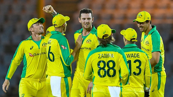 WI v AUS 2021: Learnt a lot from the T20I series- Hazlewood after brilliant show in 1st ODI win