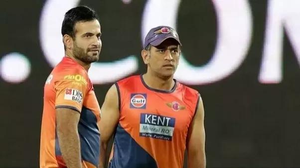इरफान पठान ने चेन्नई सुपर किंग्स के लिए चुनी अपनी प्लेइंग इलेवन XI टीम
