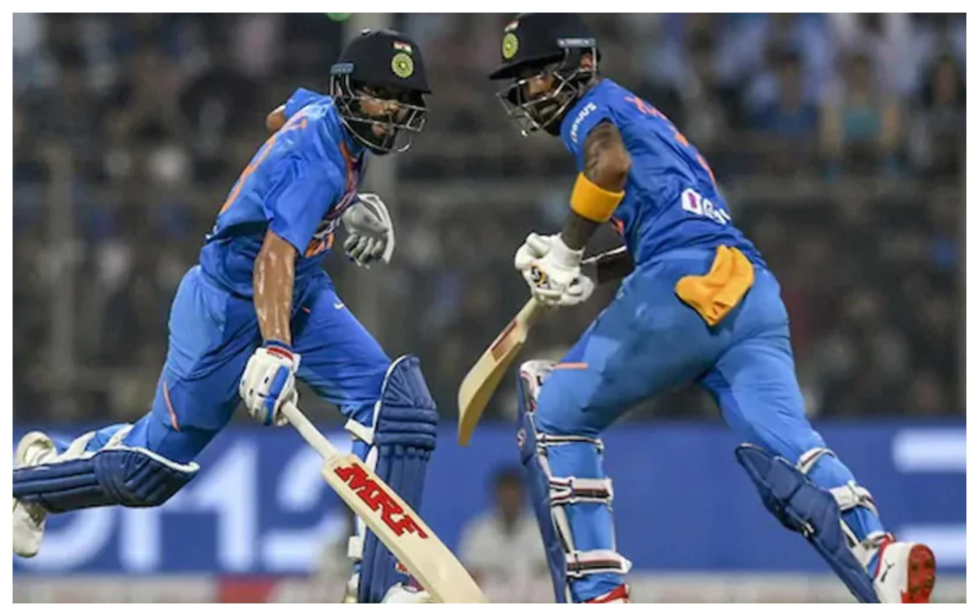 Virat Kohli and KL Rahul | AFP