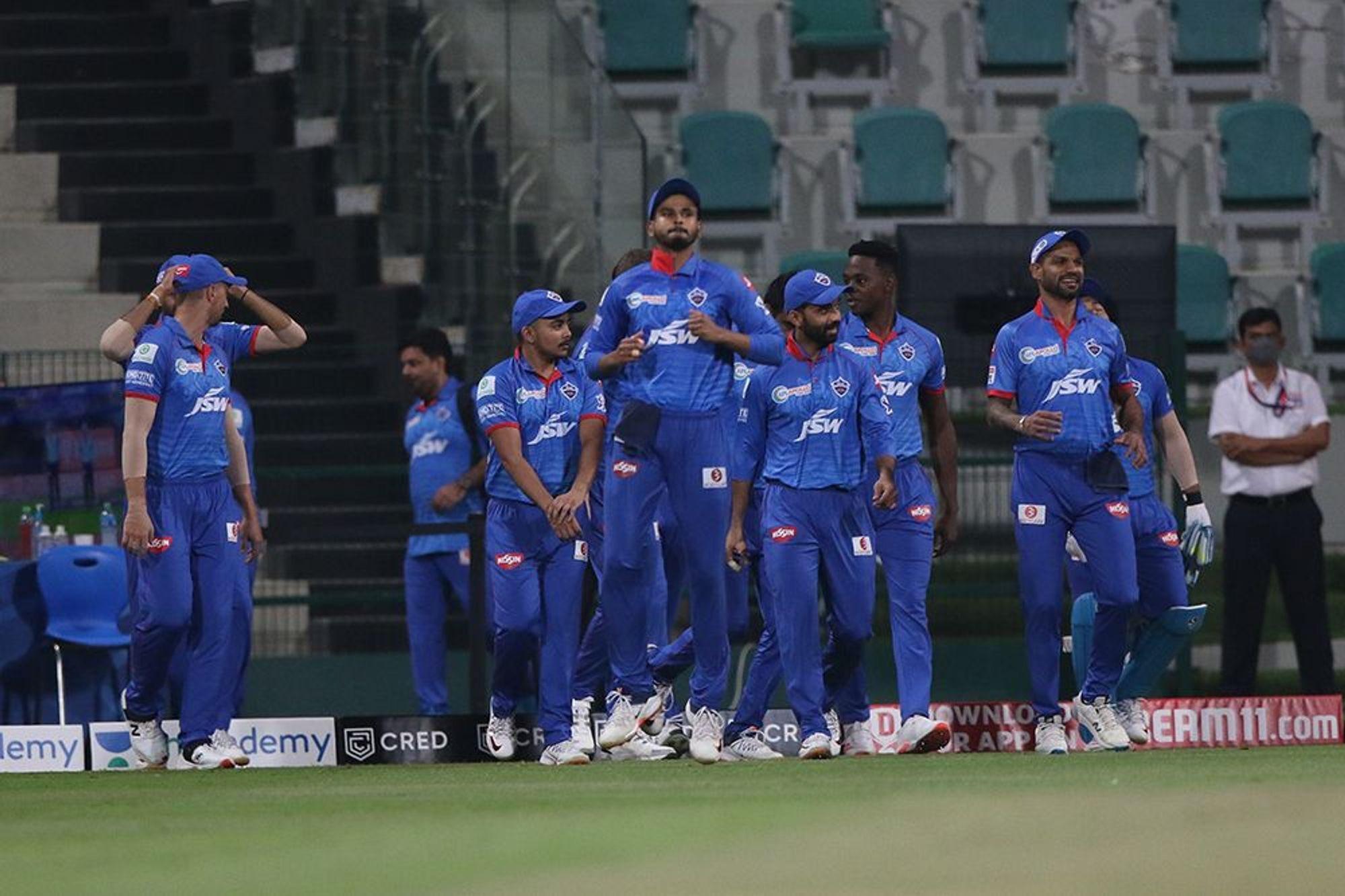 DC overcame their four-game losing streak versus RCB | Twitter/Delhi Capitals