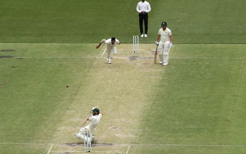 Finch admitted MCG pitch is worsening quicker than expected