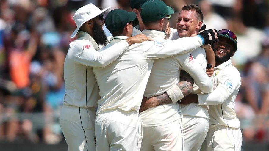 SA v PAK 2018-19: Second Test - Statistical Highlights