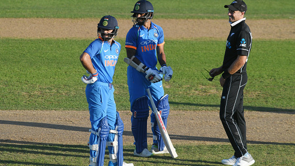 NZ v IND 2019: Twitter astonished after sunlight stops play at McLean Park