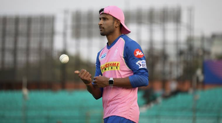 K Gowtham is with Indian team as net bowler   Twitter