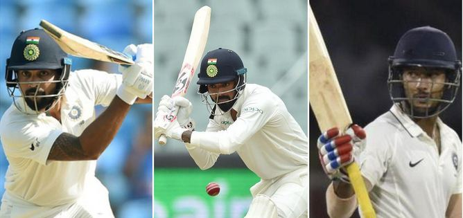 With Mayank Agarwal almost confirmed to debut in MCG, will India sack either Rahul or Vijay or both?