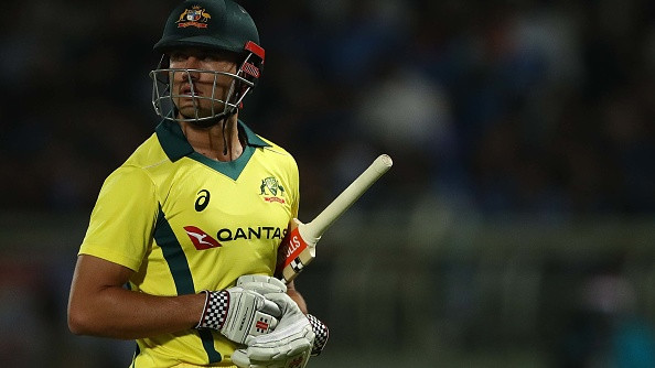 IND v AUS 2019: Marcus Stoinis doubtful for the fifth ODI in Delhi