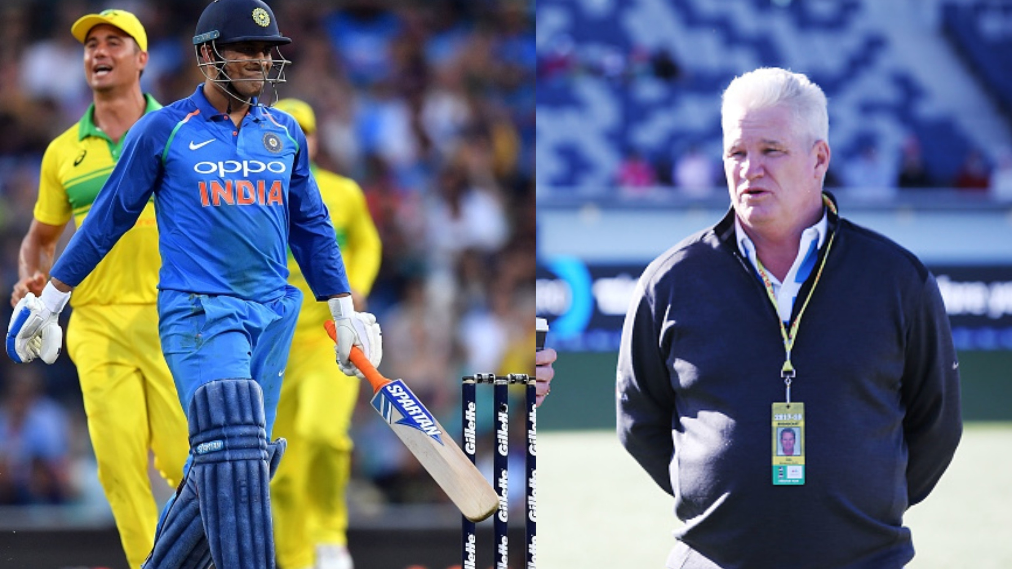 AUS v IND 2018-19: Dean Jones defends MS Dhoni's slow innings in SCG ODI