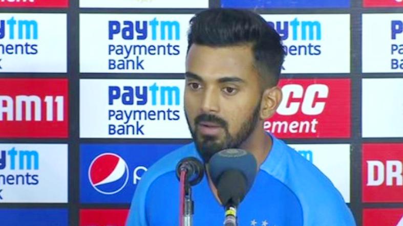 अब हम जानते है कि पहले बल्लेबाजी करते हुए क्या करना है : केएल राहुल