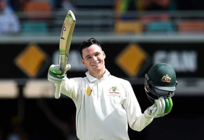 Peter Handscomb is sidelined since the last Ashes campaign | Getty Images