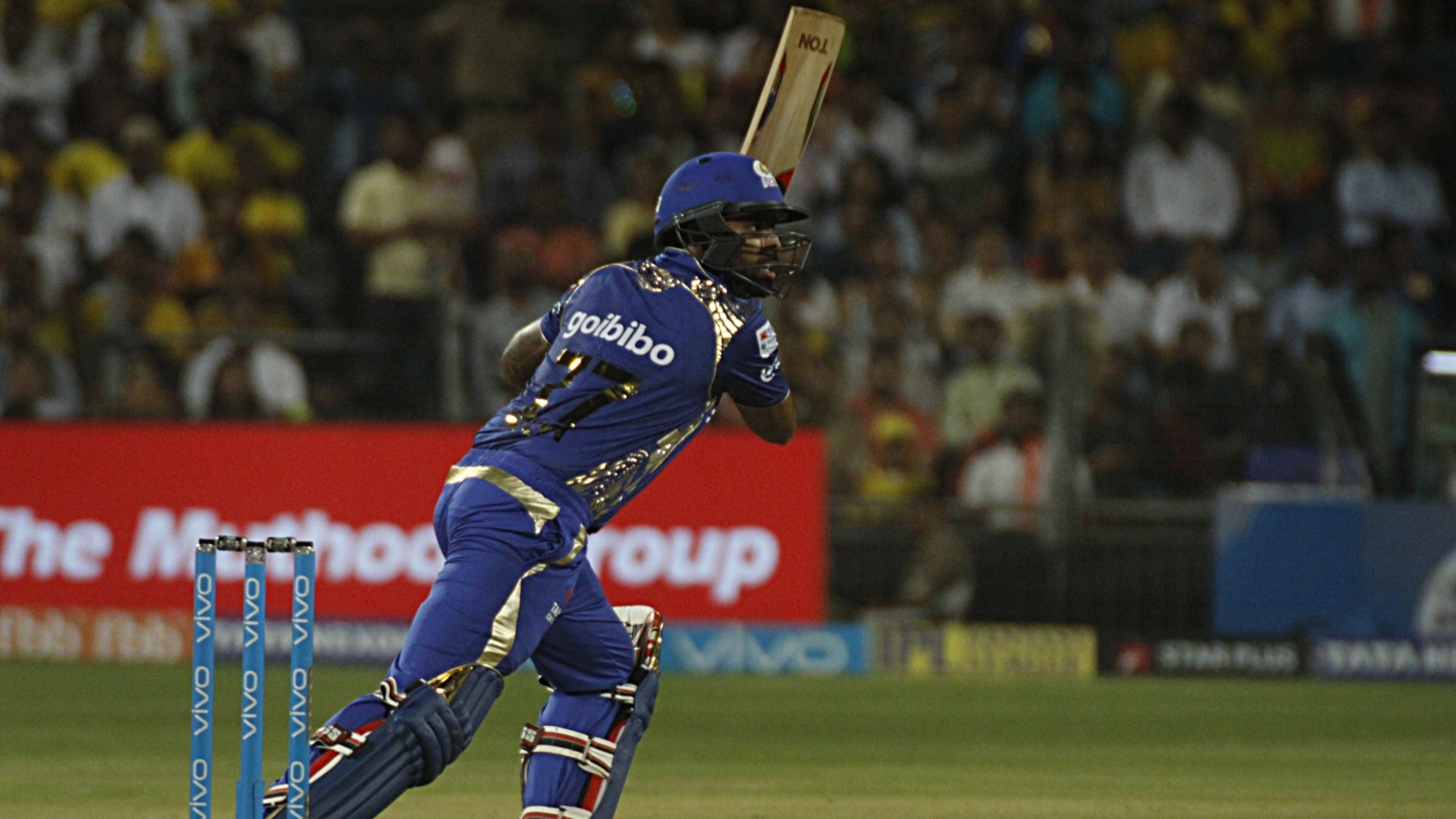 IPL 2018: Flexible Suryakumar Yadav enjoying his opening role for Mumbai Indians