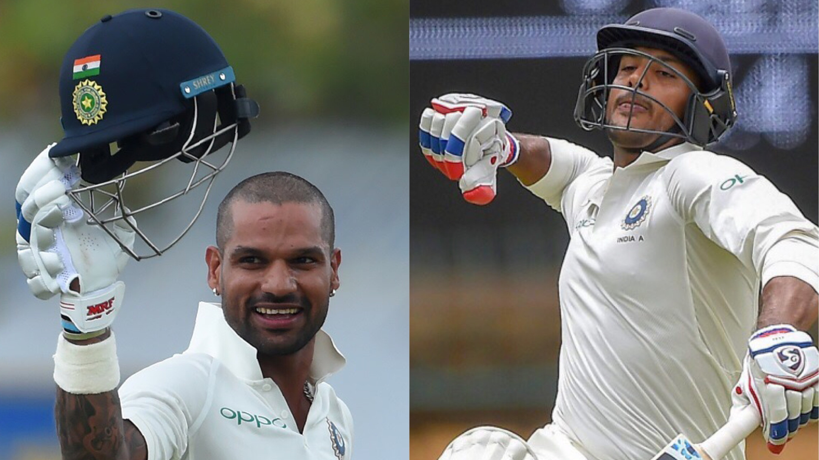 AUS v IND 2018-19: 3 best replacement openers for Team India