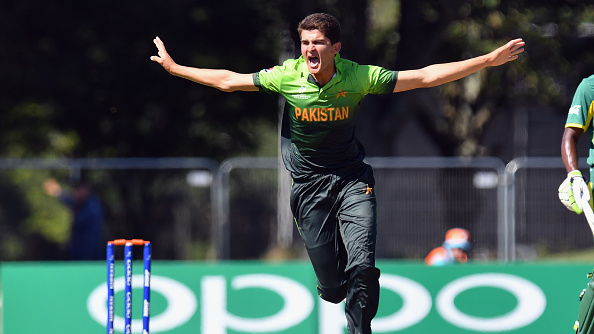 Shaheen Afridi eager to make an impact in T20Is against Scotland