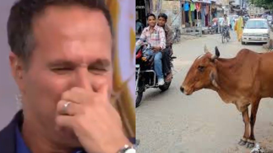 Michael Vaughan takes a dig at India after poor traveling experience; gets trolled