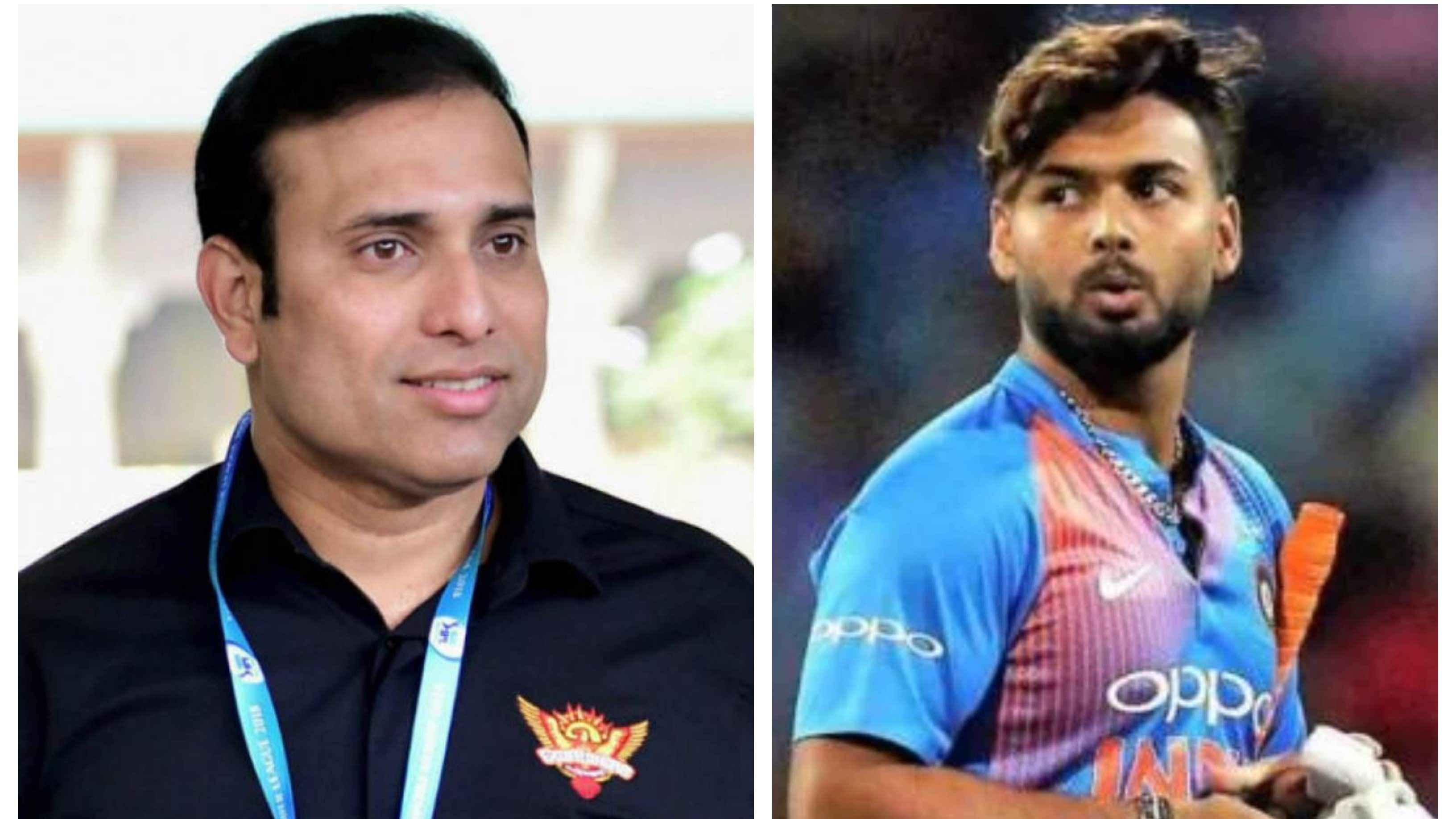 Pressure on Rishabh Pant to justify the faith of team management & selectors, says Laxman