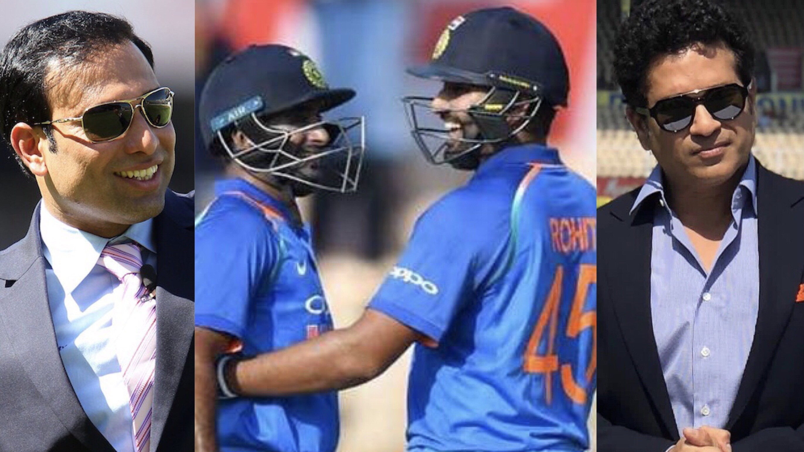 IND v WI 2018: Twitter in awe as Rohit's 162 and Rayudu's 100 takes India to 377/5