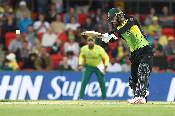 Glenn Maxwell's all-round showing went in vain in the one-off T20I against South Africa | Getty